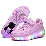 Skybird-UK LED Leuchtend Schuhe mit Rollen...
