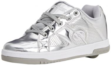 Heelys Split Silver Chrome